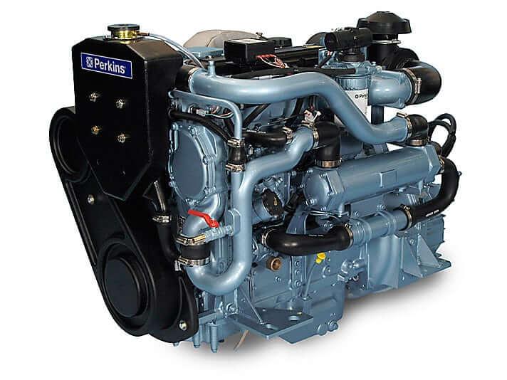 Perkins engines, Perkins industrial engines, Perkins marine