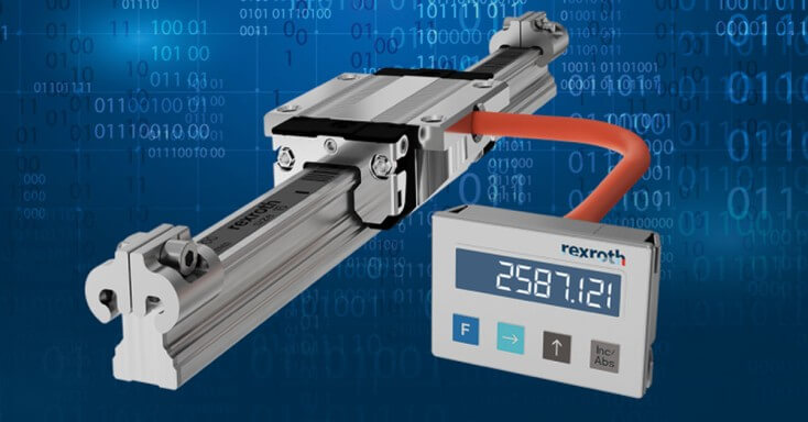 Bosch Rexroth Integrated measuring systems