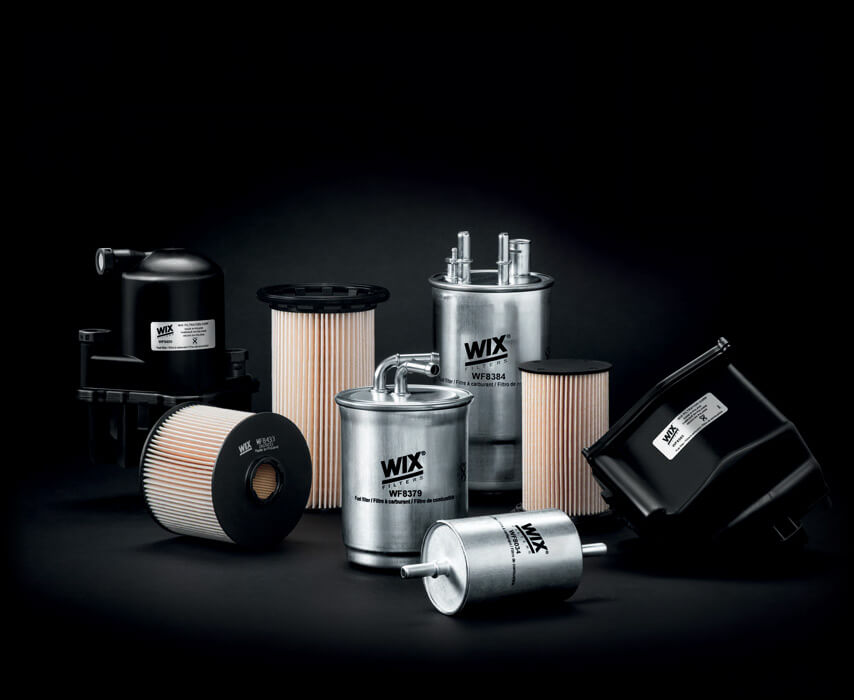 wix filters fuel filters