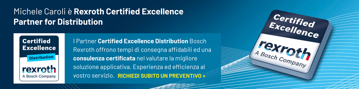 Bosch Rexroth certified excellence