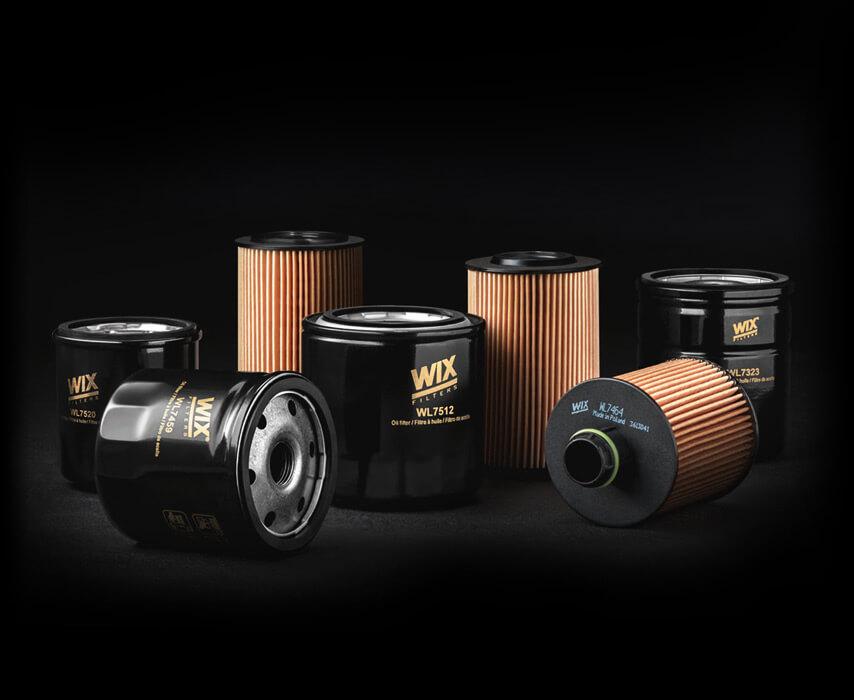 filtri olio wix filters